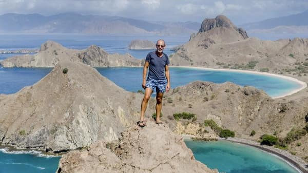 This 56-year-old quit his 6-figure job to become a travel photographer