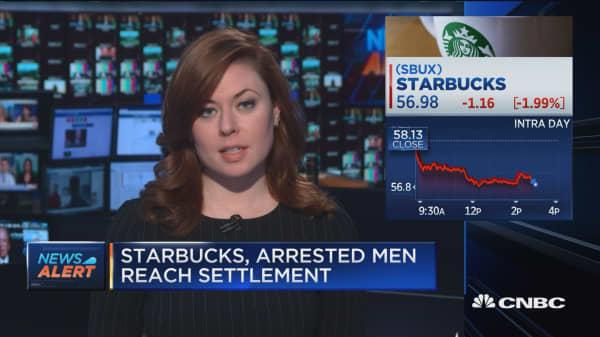 Starbucks settlement includes tuition fees for Philadelphia men