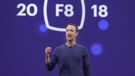Mark Zuckerberg: Apple is Facebook's 'biggest competitor by far' in messaging