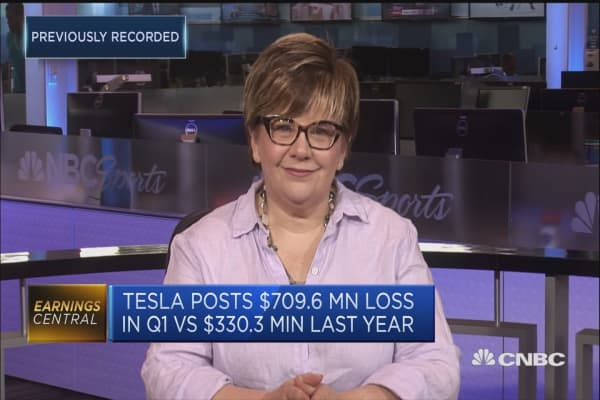 Tesla 'has to grow up,' says analyst