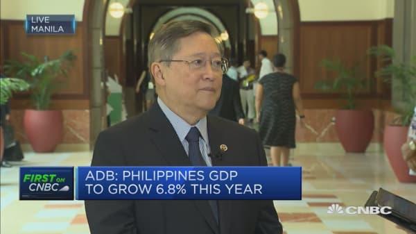 Discussing the Philippines' 'Build Build Build' initiative