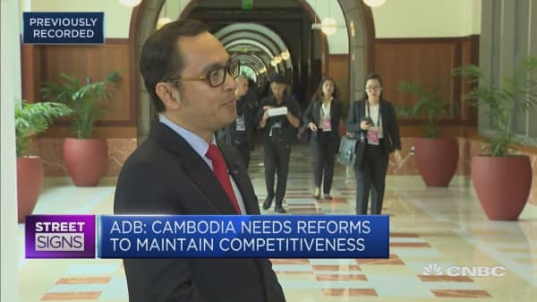 The impact of trade tensions on Cambodia's open economy