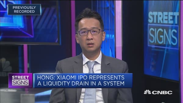 Xiaomi's valuation is 'quite a bit of a stretch' now: Strategist