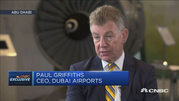 Dubai Airports CEO: We have to use our infrastructure more effectively