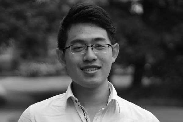 Jeng Yang Chia, senior operations manager at Antler, hopes to help prospective MBA students with his charitable venture