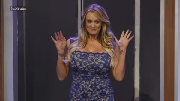 President Trump confirms he repaid lawyer after payment to porn star Stormy Daniels