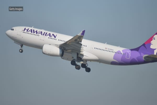 Hawaiian Airlines shares fall after Southwest plans 'low fares' between islands