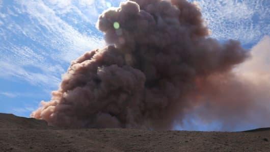 hawaii s kilauea volcano erupts forcing evacuations
