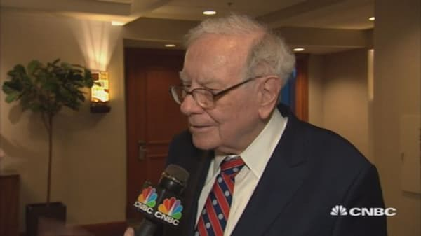 Warren Buffett on the US economy