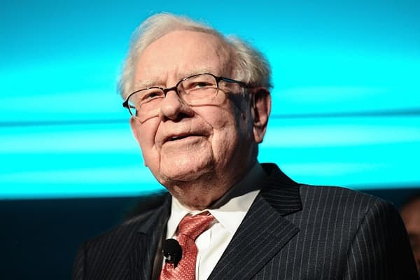 Berkshire Hathaway bought 75 million shares of Apple in Q1