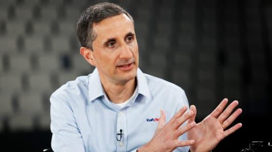Bernardo Hees, CEO, Kraft Heinz