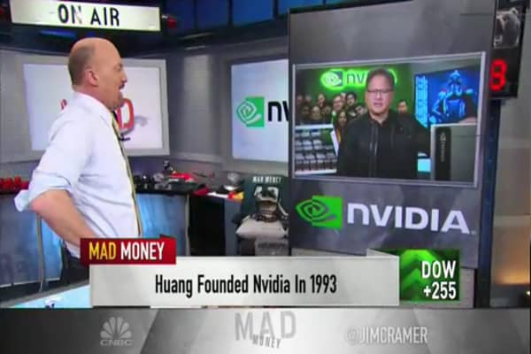 Nvidia CEO Jensen Huang: Uber accident made us realize the importance of self-driving tech