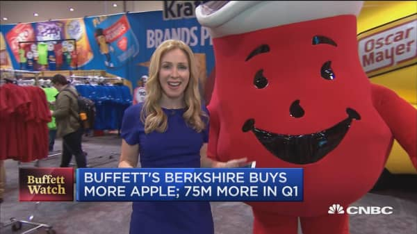 Kraft Heinz CEO Hees: Looking at all acquisition opportunities