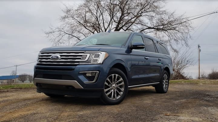 The  Ford Expedition Max