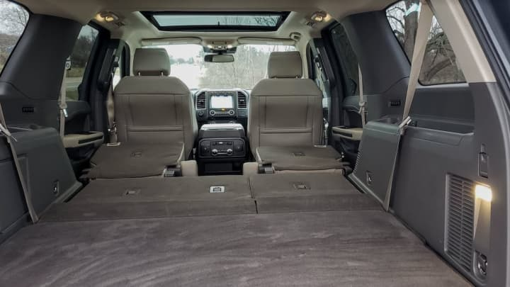 The 2018 Ford Expedition MAX