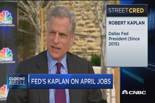 We're gonna have a good year in '18: Dallas Fed's Kaplan