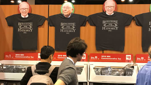Berkshire Hathaway Shareholders Are Descending On Omaha