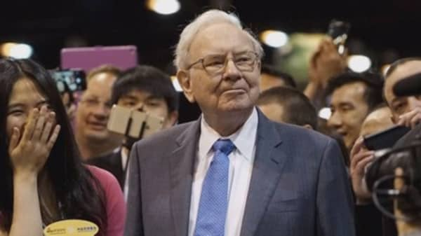 The value of what Buffett once called 'financial weapons of mass destruction' is plunging