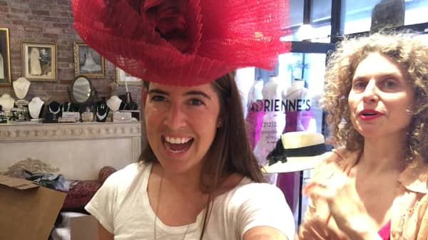 How to shop for a Kentucky Derby hat like the super rich