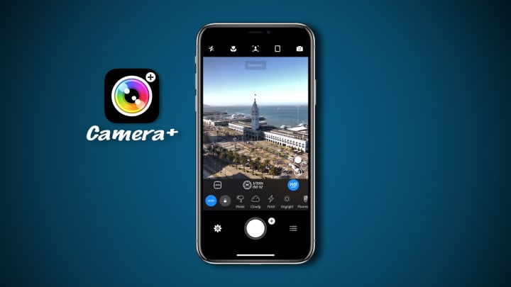 Camera+ is a very popular alternative to the stock camera app.