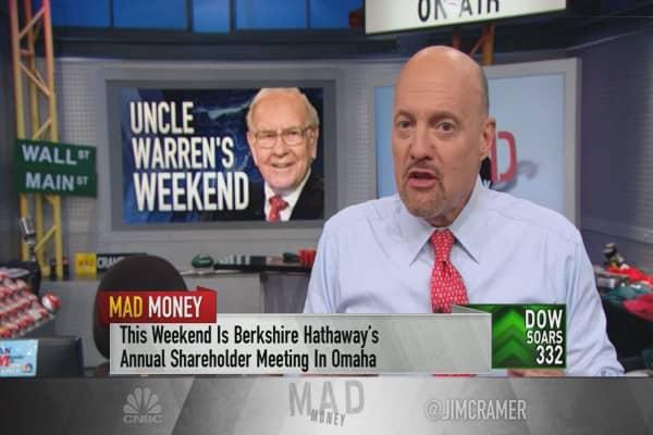 Berkshire Hathaway's top 5 stock positions