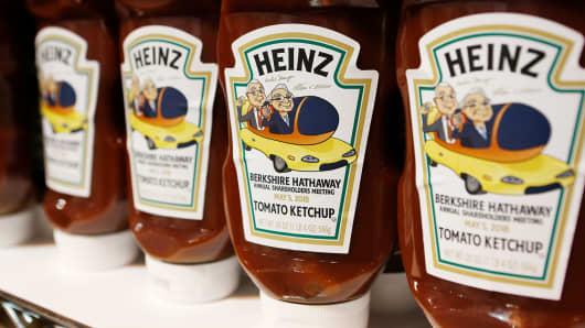 Warren Buffett's Kraft Heinz deal was unlike any Berkshire has done. He may not want to repeat it.