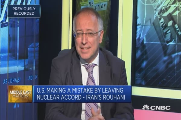 Iran: U.S. will regret pulling out of 2015 deal