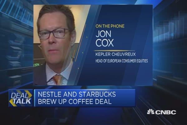 Nestle has been underrepresented in North America, analyst says