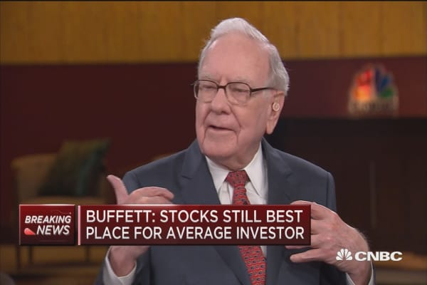 Buffett: Bitcoin investors are dependent on the mob growing