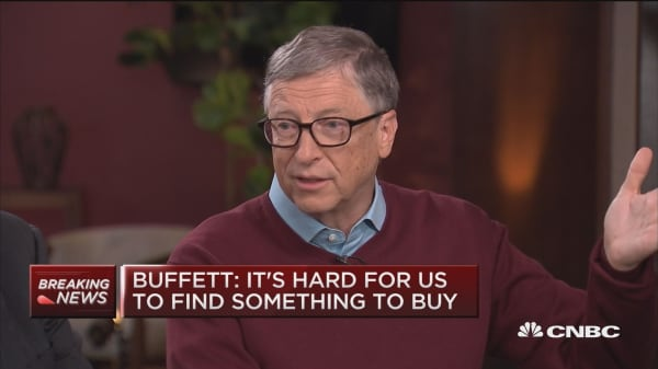 Bill Gates: Big tech companies will be able to handle regulation