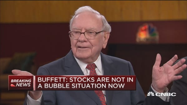 Buffett: Autonomous cars will be bad for insurance companies in the long run