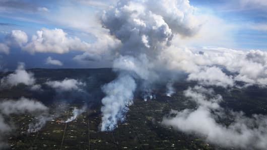 Image result for kilauea eruption