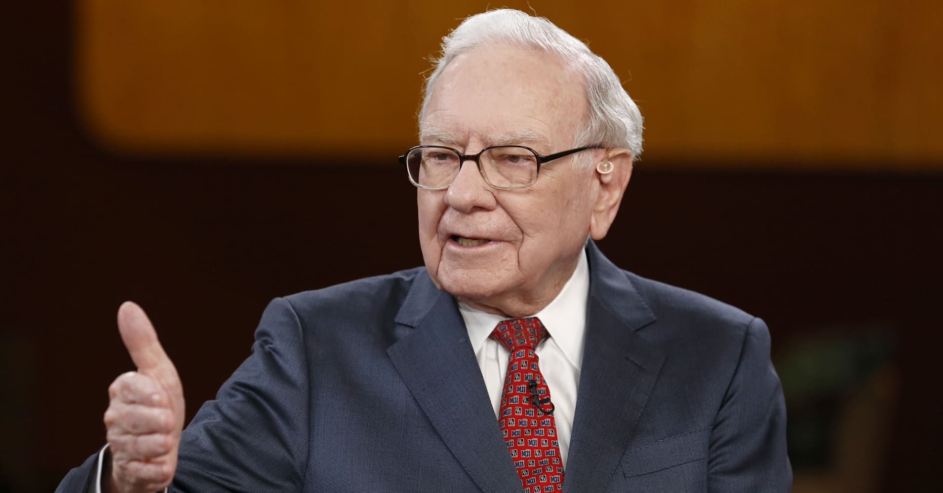 cnbc.com - Thomas Franck - Berkshire Hathaway reveals stake in JP Morgan as Warren Buffett raises bet on the US banking system