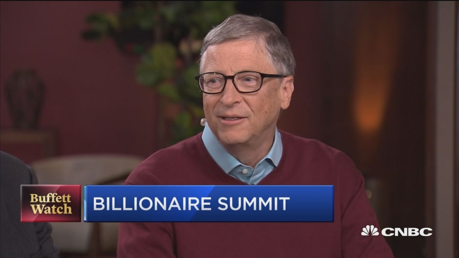 Bill Gates: My whole business education started the day I met Warren