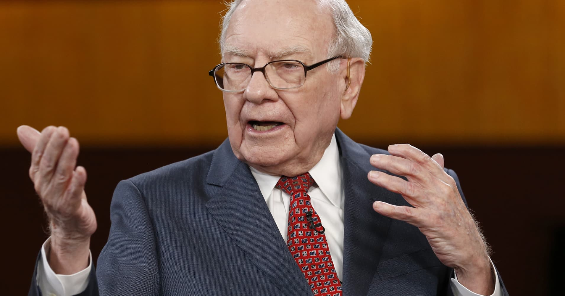 Billionaire Warren Buffett: The 'one easy way' to increase your worth by 50 percent