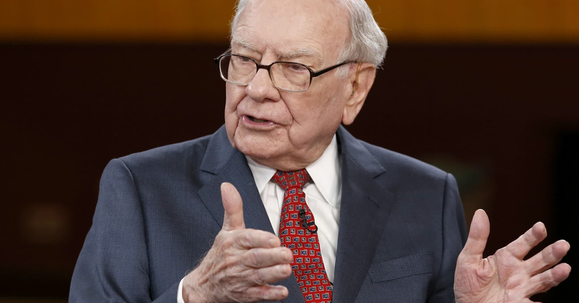 Warren Buffett on trade war: 'The world will not do something stupid'
