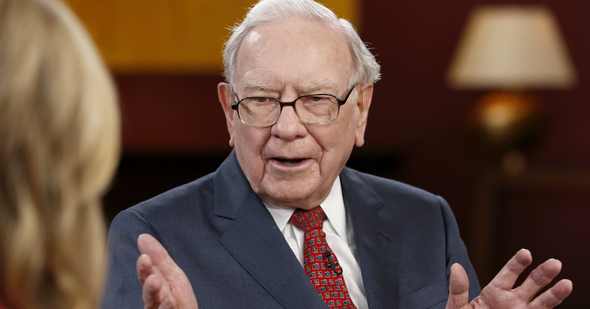 News post image: Warren Buffett describes a great 'American Tailwind' in annual letter - here are the highlights