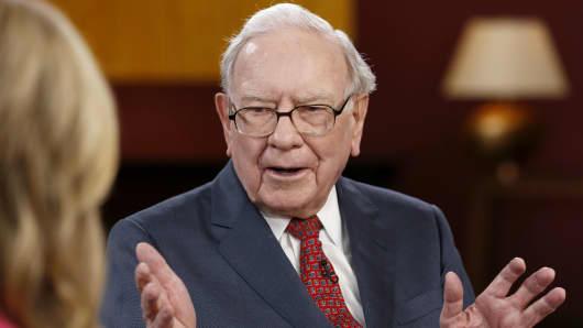 Warren Buffett describes a great 'American Tailwind' in annual letter — here are the highlights
