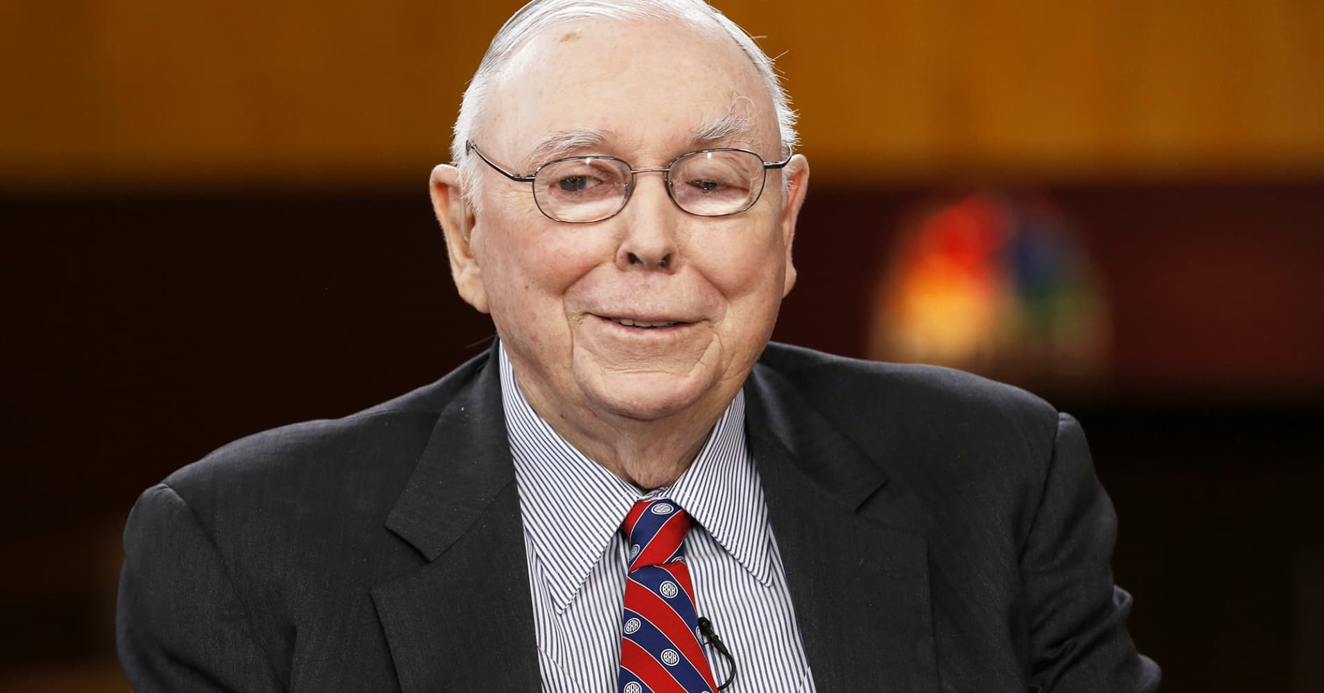 Watch: Charlie Munger speaks at the Daily Journal annual meeting