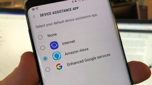 How to make Amazon Alexa default assistant on Android phones