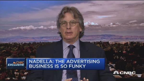 Roger McNamee on Satya Nadella: He has made Microsoft a trustworthy company