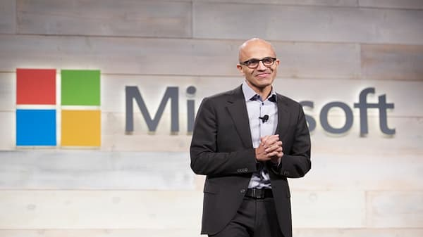 Microsoft CEO: I think people are going to put more value on their data