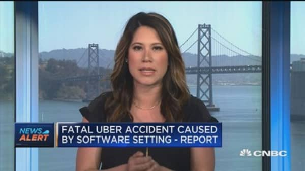 Fatal Uber accident caused by software setting, report says