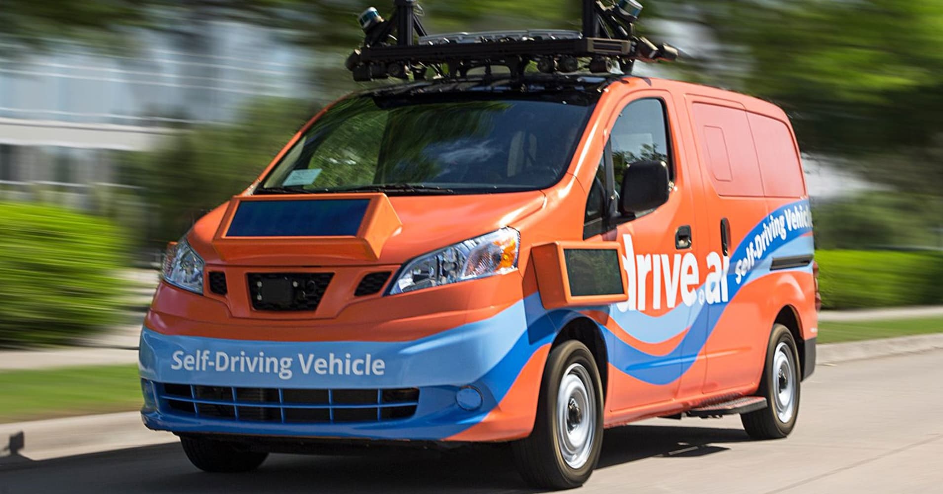 Autonomous car ride-sharing service to launch in Texas - photo#7
