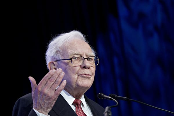 Buffet bounce: When others are panicking it's time to buy: Pro