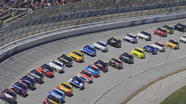 NASCAR shops itself around to potential buyers, sources tell CNBC