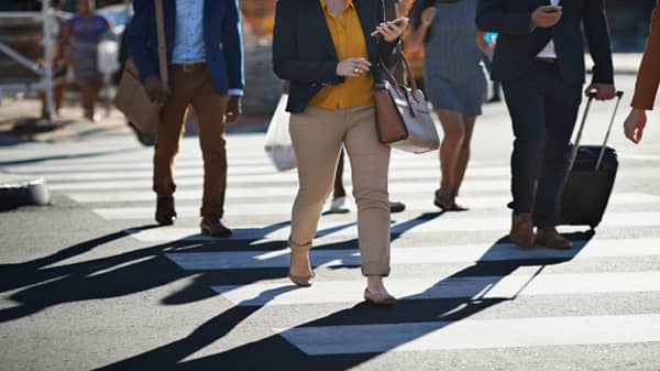 Pedestrian deaths on the rise — here's why