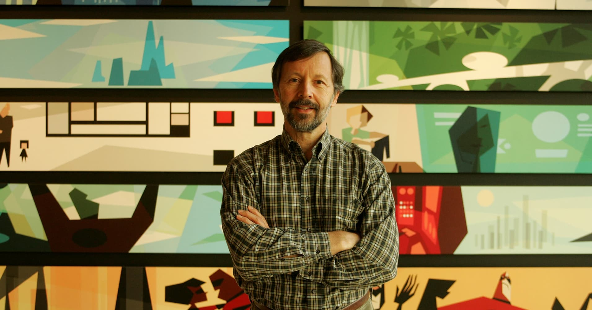 Ed Catmull, President of Pixar