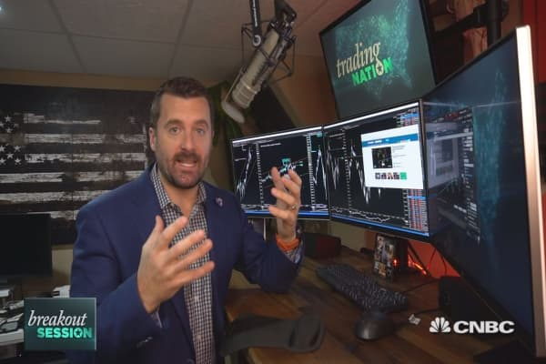 Trader says market has reached a key point