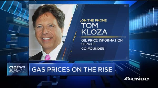 Average family to pay $200 more for gas: Kloza